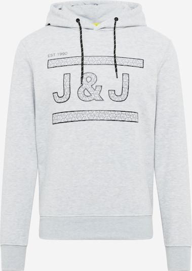 JACK & JONES Sweatshirt in de kleur Grijs gemêleerd, Productweergave