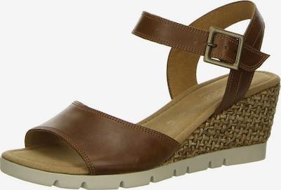 GABOR Sandalette in braun, Produktansicht