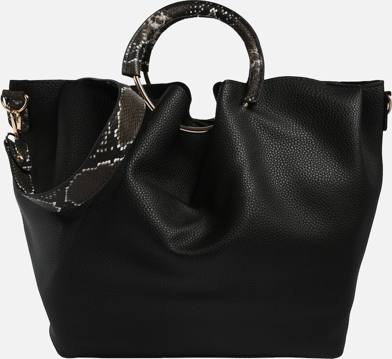 PIECES Beuteltasche 'PCALICIA DAILY BAG TP' in schwarz, Produktansicht