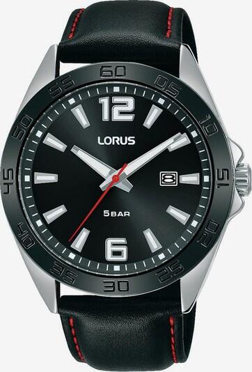 LORUS Uhr 'Sport, RH915NX9' in schwarz / silber, Produktansicht