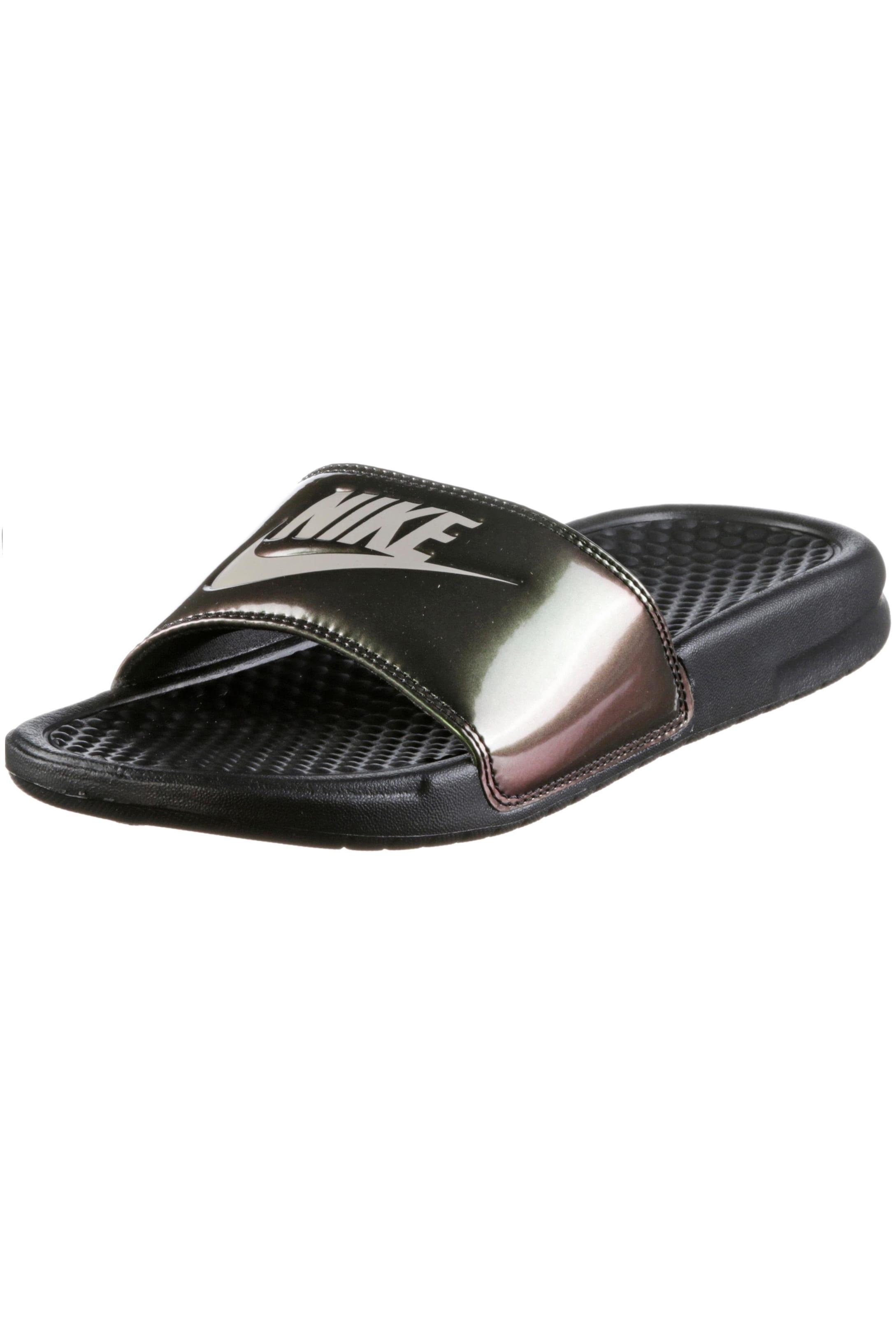 Nike Sportswear 'BENASSI' JDI Sandalen Damen Beeile Dich Günstig Kaufen Geniue Händler Billig Klassisch m4YnH