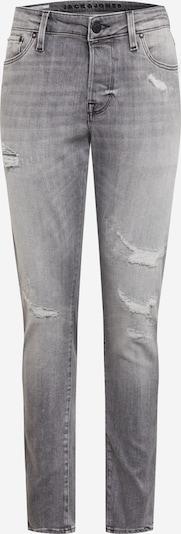 JACK & JONES Jeans in grey denim, Produktansicht