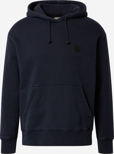 Nudie Jeans Co Sweatshirt 'Franke' in de kleur Navy, Productweergave