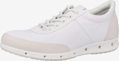 ECCO Sneaker in nude / weiß, Produktansicht