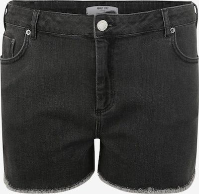 ABOUT YOU Curvy Kalhoty 'Avena' - šedá džínová, Produkt