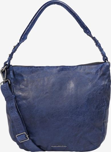 FREDsBRUDER Sac bandoulière 'Gem' en bleu marine, Vue avec produit
