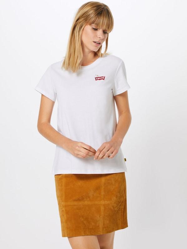 Blanc En shirt En Levi's T Levi's Levi's shirt T Blanc rWCxoBed