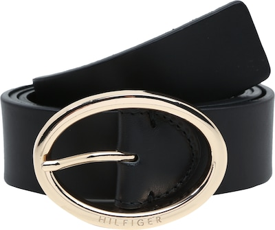 TOMMY HILFIGER Pasek 'Oval buckle belt 3.5'