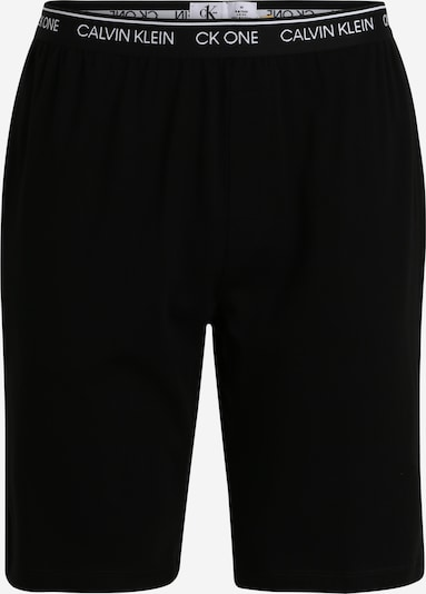 Pižaminės kelnės 'SLEEP SHORT' iš Calvin Klein Underwear , spalva - juoda, Prekių apžvalga