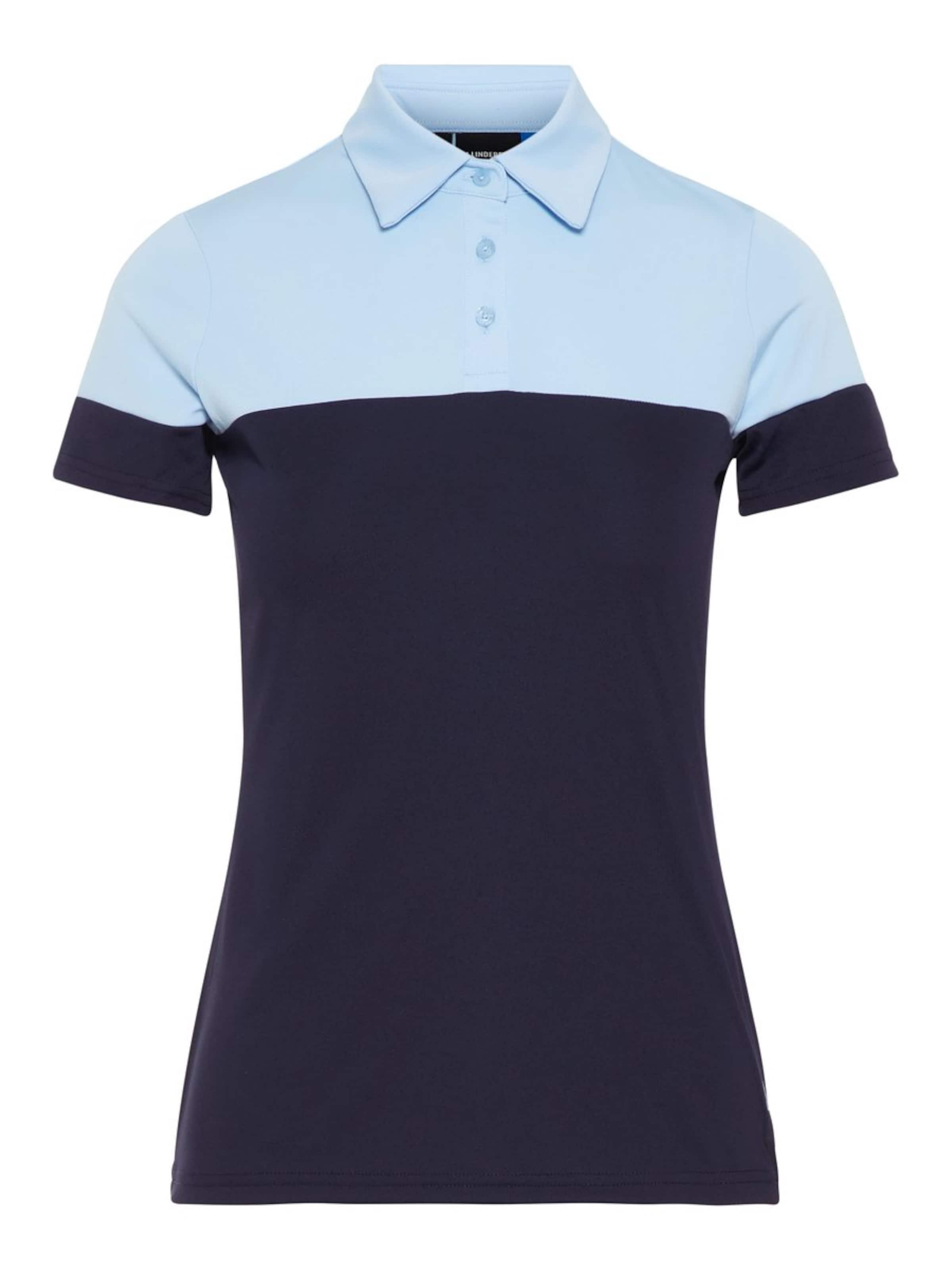 'ditte' J En T Bleu shirt lindeberg ZikTOuPX