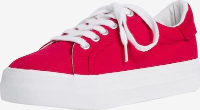 TAMARIS Sneaker in cranberry, Produktansicht