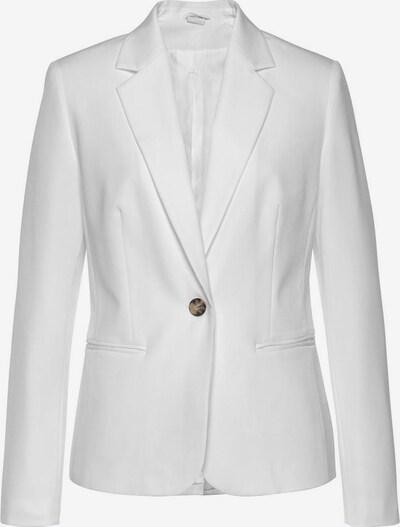 LASCANA Blazer in weiß, Produktansicht