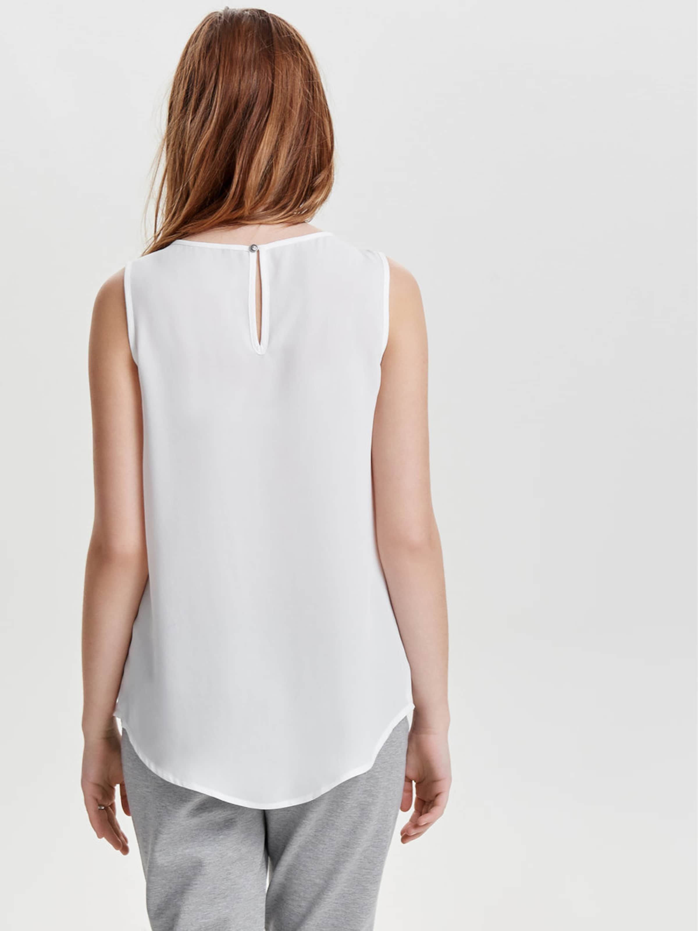 ONLY 'Onlvenice Noos' Top mit Spitze Niedriger Preis Versandkosten Für Online Online Einkaufen Günstig Versandkosten 15dIih