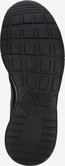 Nike Sportswear Sneaker 'Tanjun (GS) U' in schwarz: Ansicht von unten