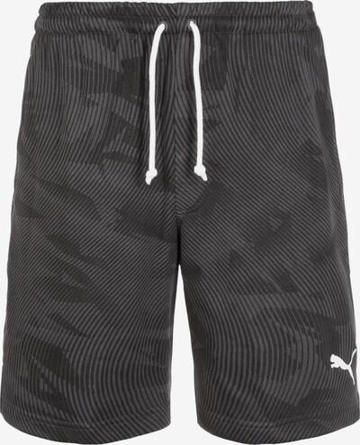 PUMA Shorts in anthrazit: Frontalansicht