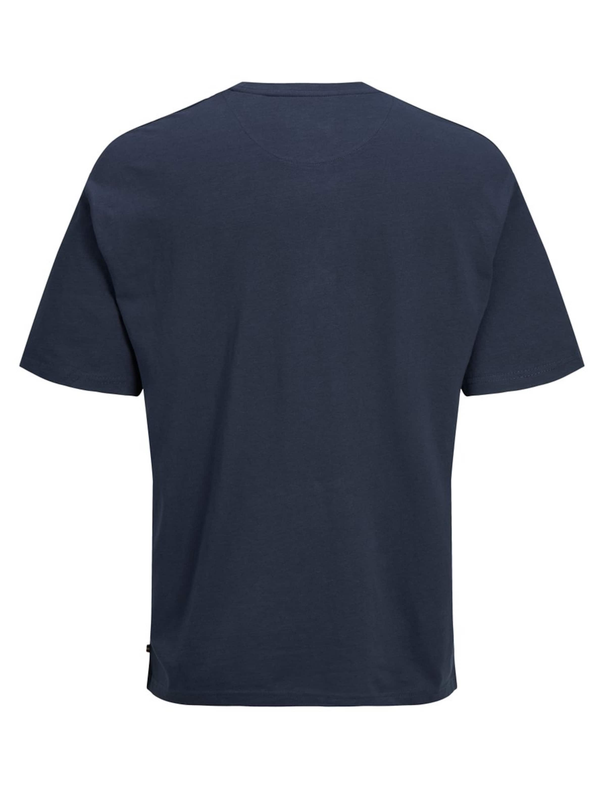 Jones 'box Fit' T In Jackamp; Navy shirt OkiPTXuZ