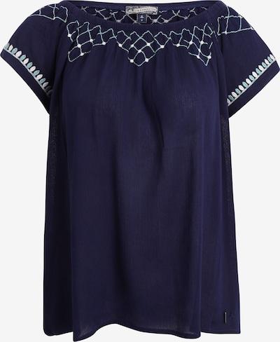 DREIMASTER Shirt in blau, Produktansicht