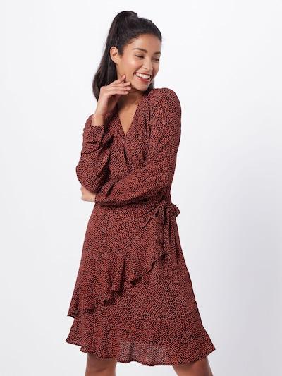 modström Kleid 'Atlas' in rot / schwarz, Modelansicht