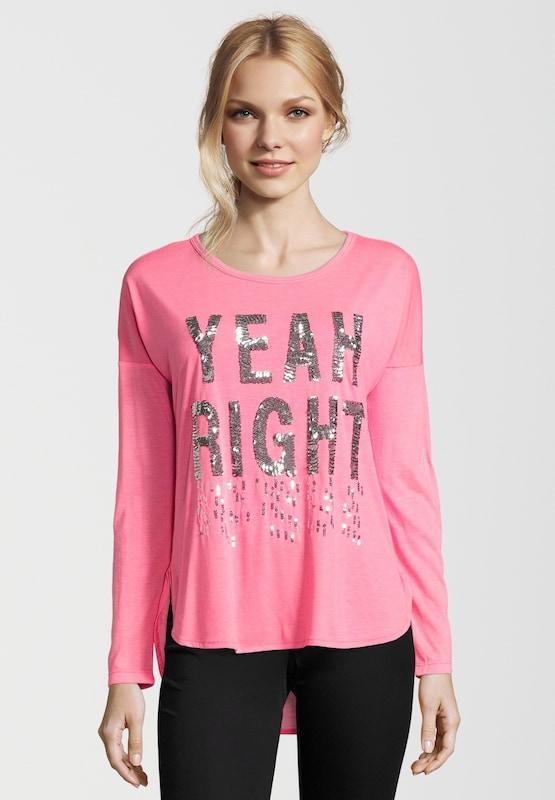miss goodlife Longsleeve 'YEAH RIGHT'