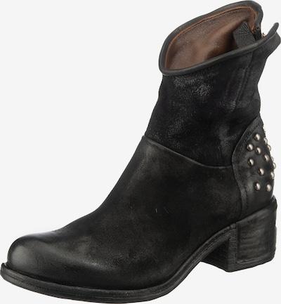 A.S.98 Stiefelette in schwarz, Produktansicht