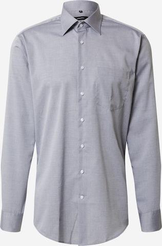 SEIDENSTICKER Hemd in Grau