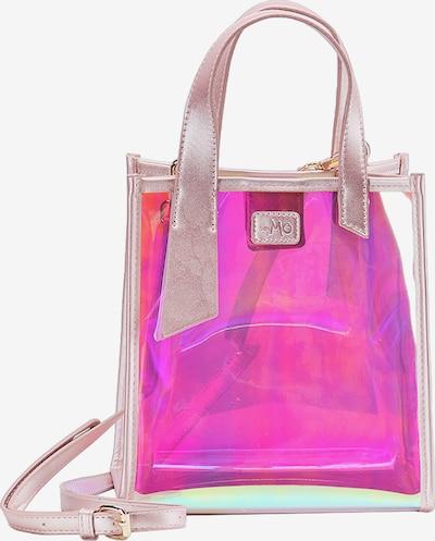 MYMO Handtasche in rosegold / neonpink, Produktansicht