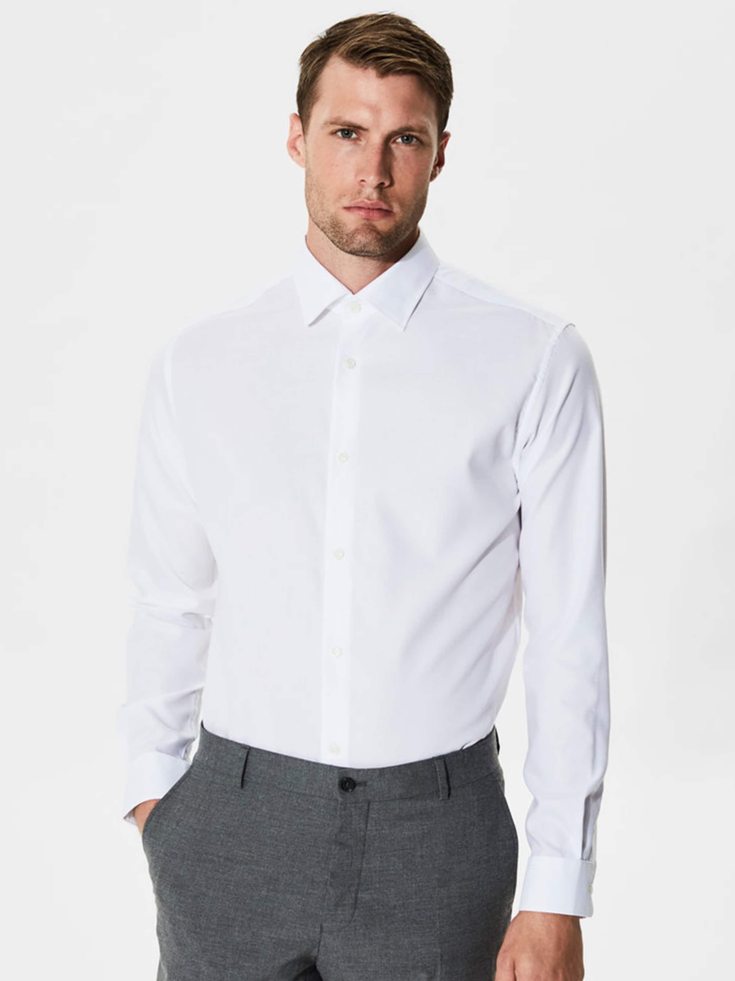 Steckdose In Deutschland SELECTED HOMME Formelles Slim Fit -Langarmhemd Billig Verkaufen Große Überraschung Manchester Großer Verkauf Zum Verkauf v2c7REHnV