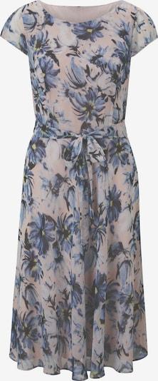 heine Kleid in beige / blau, Produktansicht