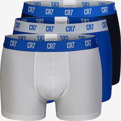 CR7 - Cristiano Ronaldo Bokserki w kolorze niebieski / czarny / białym, Podgląd produktu
