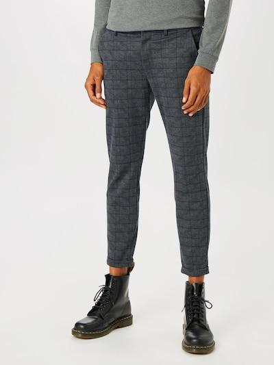 Goldgarn Spodnie w kolorze niebieski / szary denimm, Podgląd na modelu(-ce)