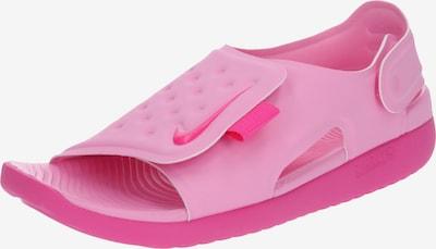 Atviri batai 'Sunray Adjust 5' iš Nike Sportswear , spalva - rožinė / rožių spalva, Prekių apžvalga
