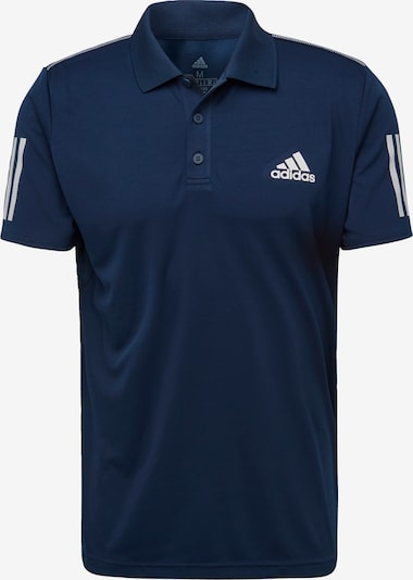 ADIDAS PERFORMANCE Functioneel shirt '3-Streifen Club' in de kleur Navy / Wit, Productweergave