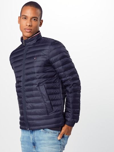 TOMMY HILFIGER Jacke 'CORE PACKABLE DOWN JACKET' in navy: Frontalansicht