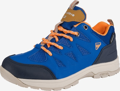 ICEPEAK Outdoorschuhe 'Adige' in blau / kobaltblau / orange, Produktansicht