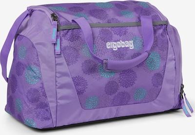 ergobag Tas in de kleur Turquoise / Mauve / Donkerlila, Productweergave