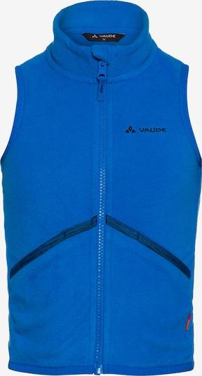 VAUDE Fleeceweste 'Pulex' in blau, Produktansicht
