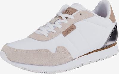 WODEN Sneaker 'Nora II' in beige / weiß, Produktansicht