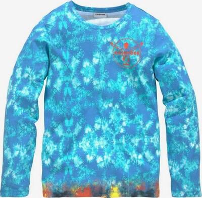 CHIEMSEE T-Shirt in blau / türkis / hellblau / mischfarben, Produktansicht