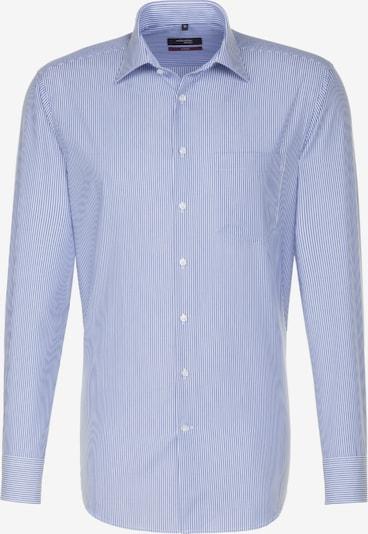 SEIDENSTICKER Zakelijk overhemd 'Modern' in Blauw DKBEzz2T