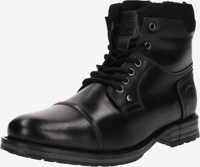 Dockers by Gerli Veterlaarzen in de kleur Zwart, Productweergave