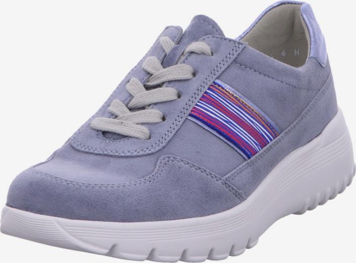 SEMLER Sneakers laag in Lichtblauw kyoIw17m