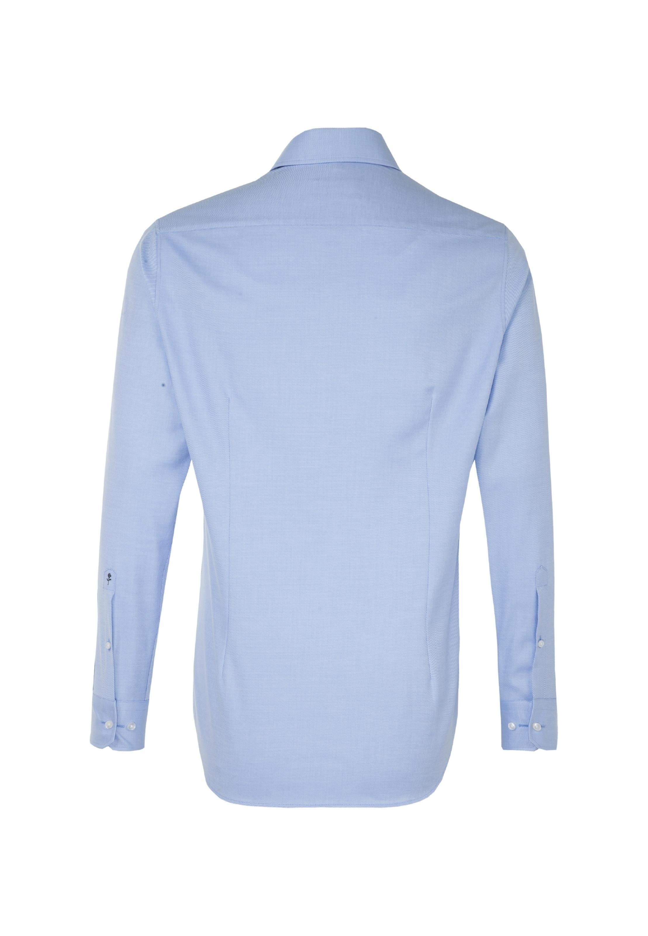 Rauchblau Rauchblau In Seidensticker Seidensticker Hemd Hemd Hemd In Seidensticker In ymNnP8wOv0