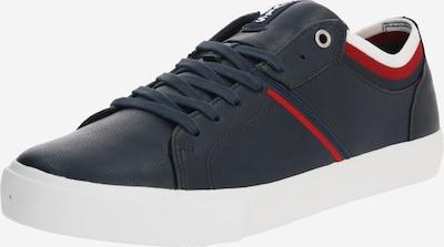 LEVI'S Sneaker 'WOODWARD COLLEGE' in navy / weiß, Produktansicht