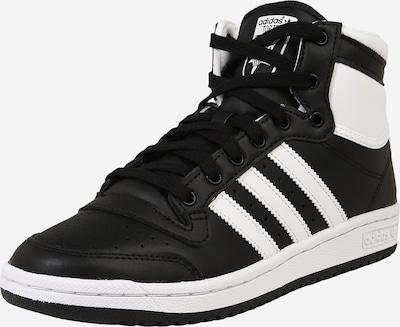 ADIDAS ORIGINALS Sneaker 'TOP TEN' in schwarz / weiß, Produktansicht
