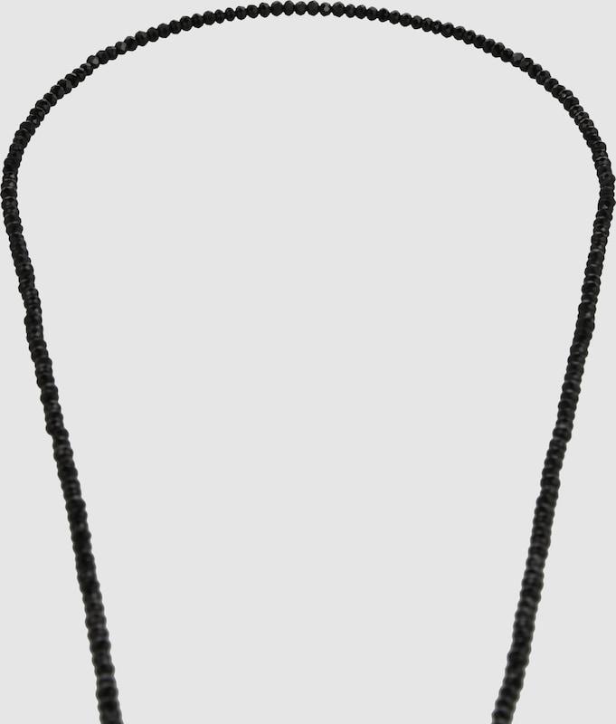 sweet deluxe Halskette mit glitzernden Steinen