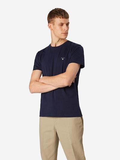 GANT Shirt in dunkelblau: Frontalansicht