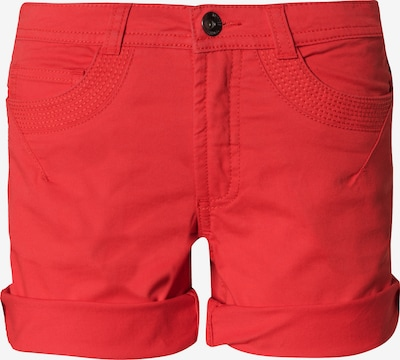 myToys-COLLECTION Chinoshorts in feuerrot, Produktansicht