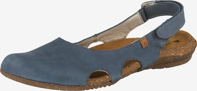 EL NATURALISTA Sandale in himmelblau, Produktansicht