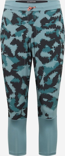 UNDER ARMOUR Hose 'UA Run Anywhere' in pastellblau / schwarz, Produktansicht