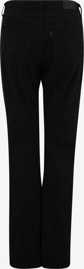 Džinsai '315PLSHAPINGBOOT4XSTR ETCHNEWULTR' iš Levi's® Plus , spalva - juodo džinso spalva: Vaizdas iš galinės pusės